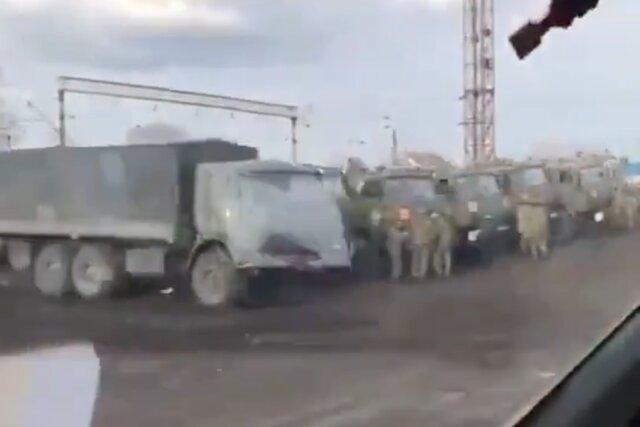 Conflict Intelligence Team: российские войска разбили лагерь в Воронежской области. Она граничит с Украиной — но не с ЛНР и ДНР