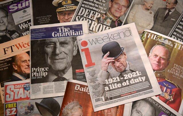 Мировые СМИ готовятся к смерти королевских особ годами. Вот какие некрологи они пишут принцу Филиппу — и куда деваться читателям от этого всего