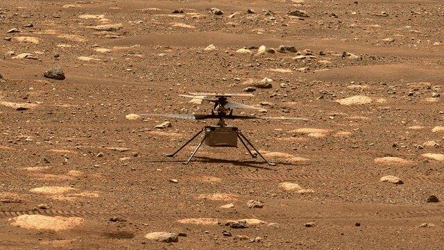 На Марсе так классно, что теперь там летают вертолеты!