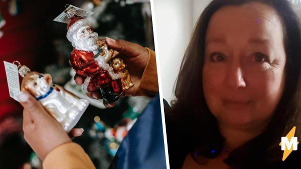 Женщина выбирала праздничные украшения, но одно из них показало усы. Так выглядела кара, постигшая Египет