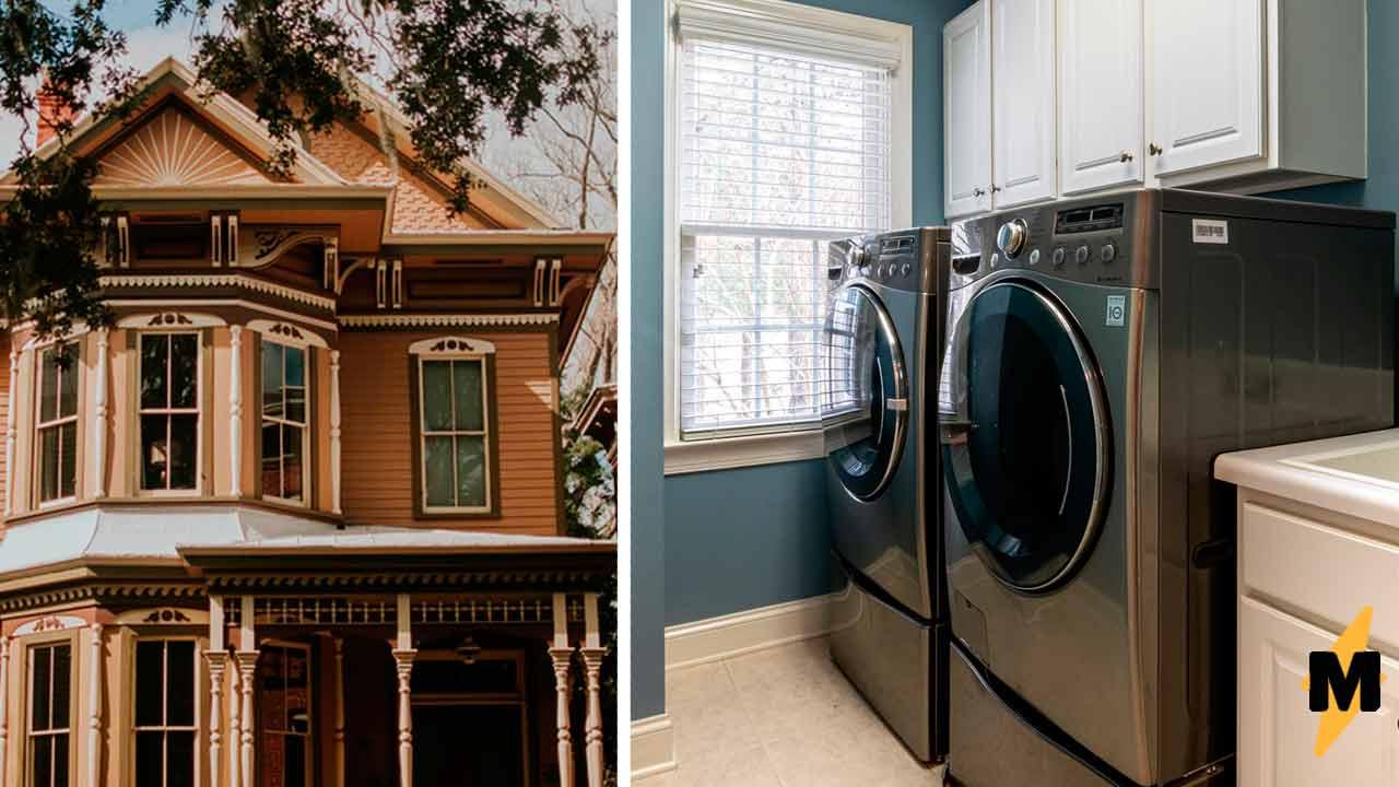 Домохозяйка стирала вещи, но лучше бы делала это руками. Такого восстания машин в своей квартире она не ждала