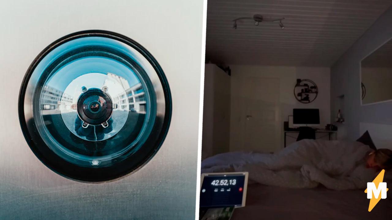 Блогер установил видеонаблюдение в доме и не прогадал. Ведь кадры как из «Оно» людям уже не развидеть
