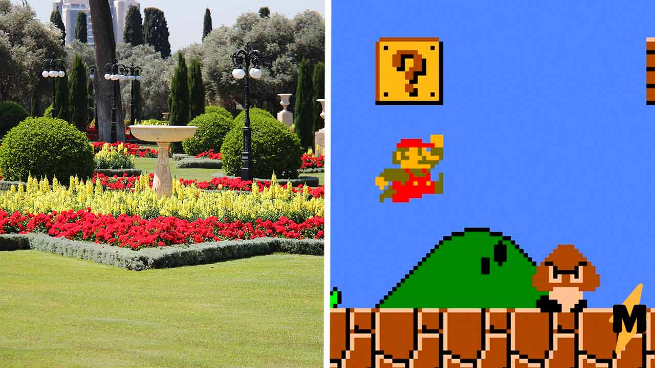 Мэрия города обновила площадь, и у жителей истерика. Жить в мире игры «Марио» в их планы точно не входило