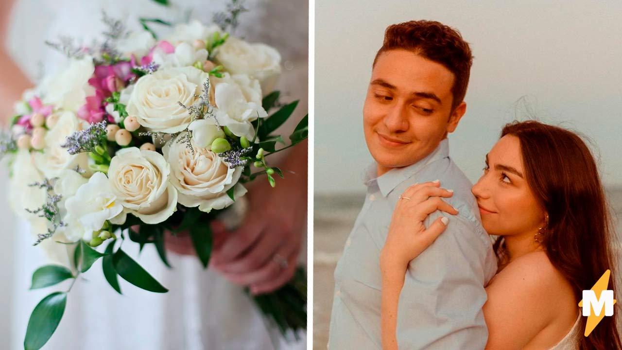 «Нет», — сказал жених, увидев невесту в свадебном платье. Узнав, кто надел её наряд, вы бы тоже так ответили