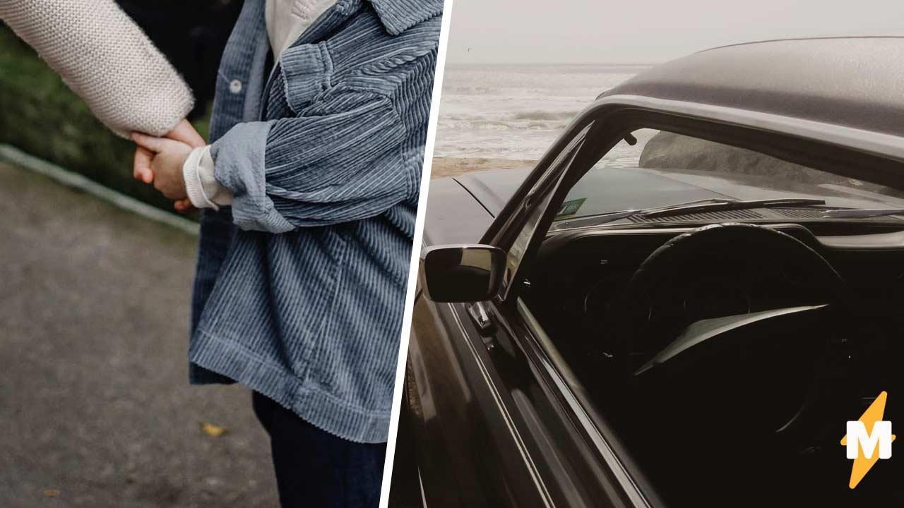 Девятилетка украла ключи от авто отца и поехала к океану. Удивлены? Вы ещё не узнали, сколько лет её пассажиру