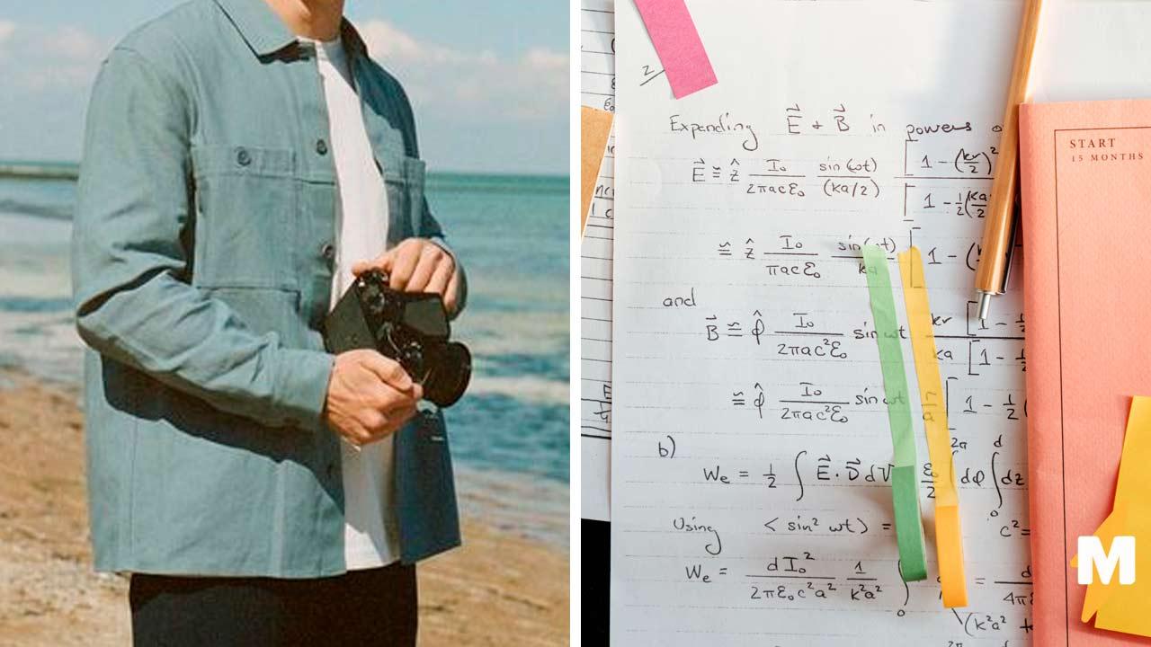 Парня называют самым красивым учителем математики, а он и не против. Дневник на стол, вам 5 за кражу сердечка