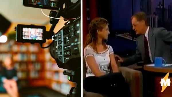 Старое интервью с Дженнифер Энистон вирусится в Сети, и людям жаль актрису. Виной неприятная выходка ведущего