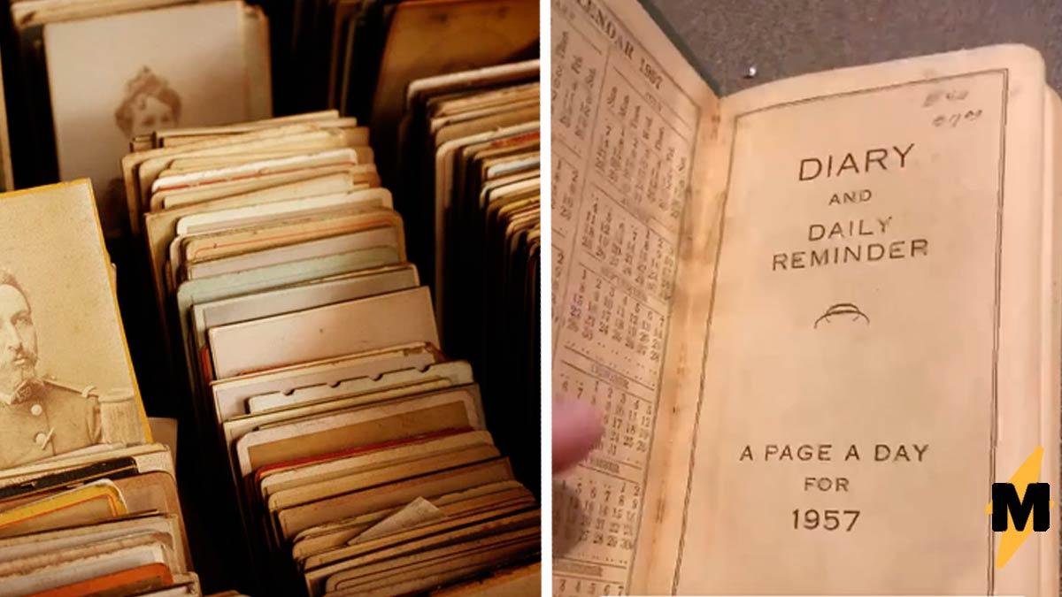 «Ничего не делала, только ела». Блогер показал дневник домохозяйки из 1957 года, и люди узнают в ней себя