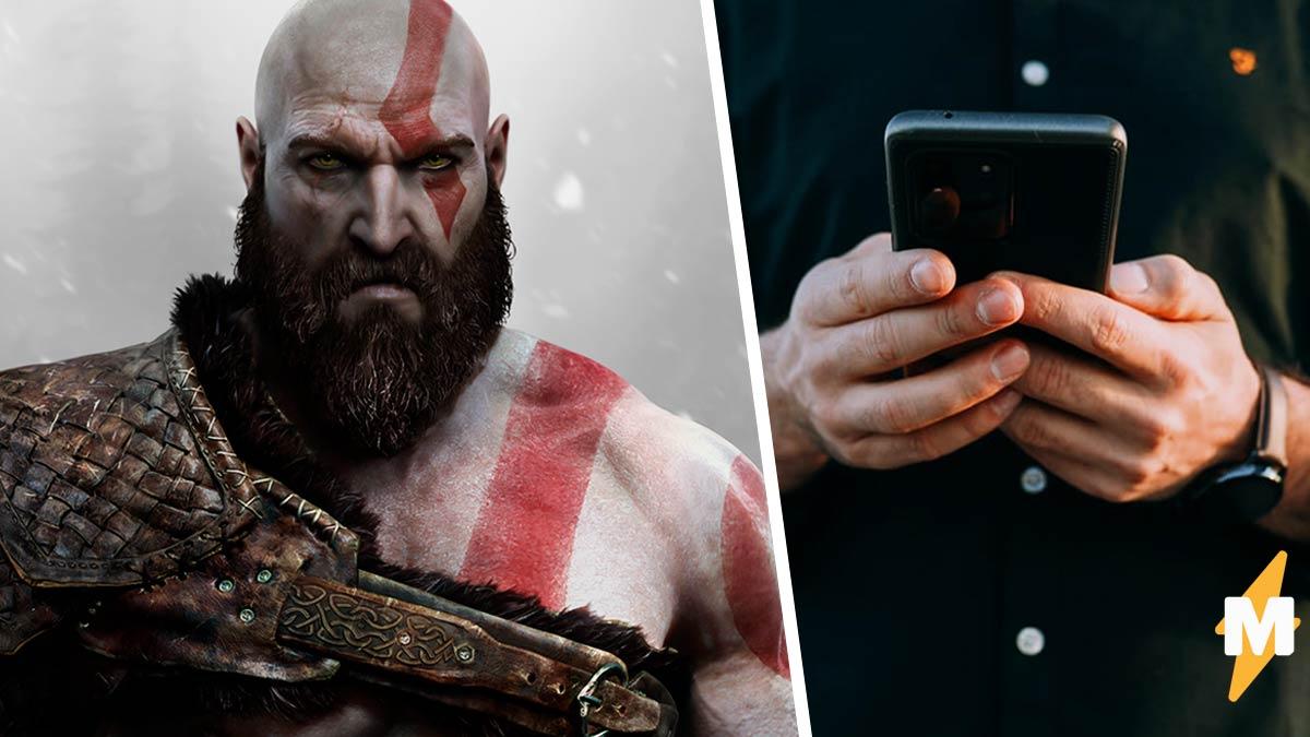 Фаны God of War нашли Кратоса в реальности. Актёр показал селфи, и люди не могут развидеть в кадре сына Зевса
