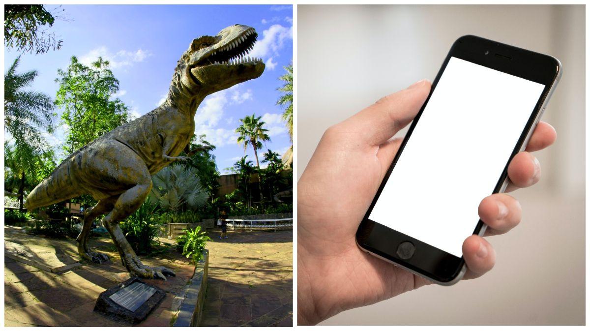 Тикток захватили люди-динозавры, и это тренд-иллюзия. Теперь мир знает, как Ти-рекс плясал бы под Daft Punk