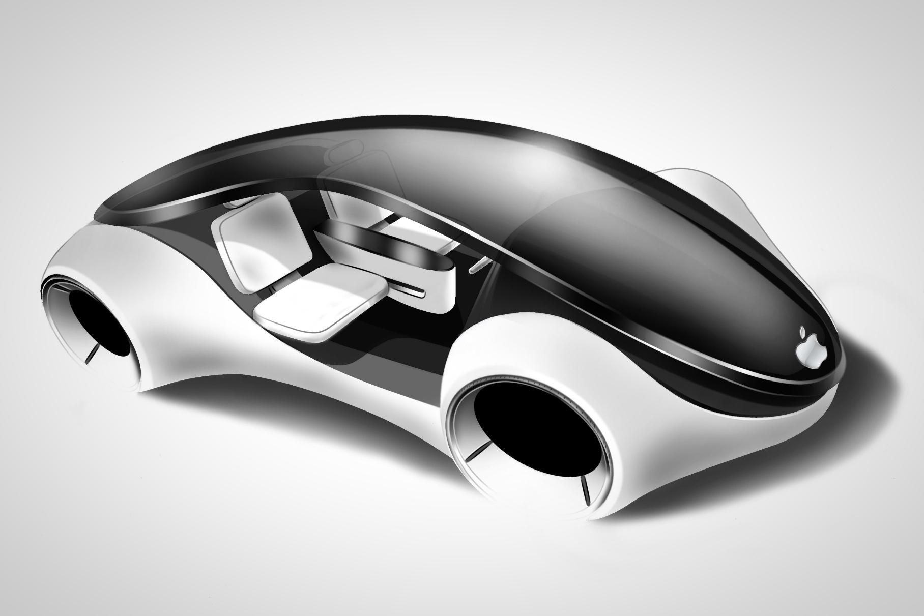 Apple просит Hyundai помочь в создании автомобиля