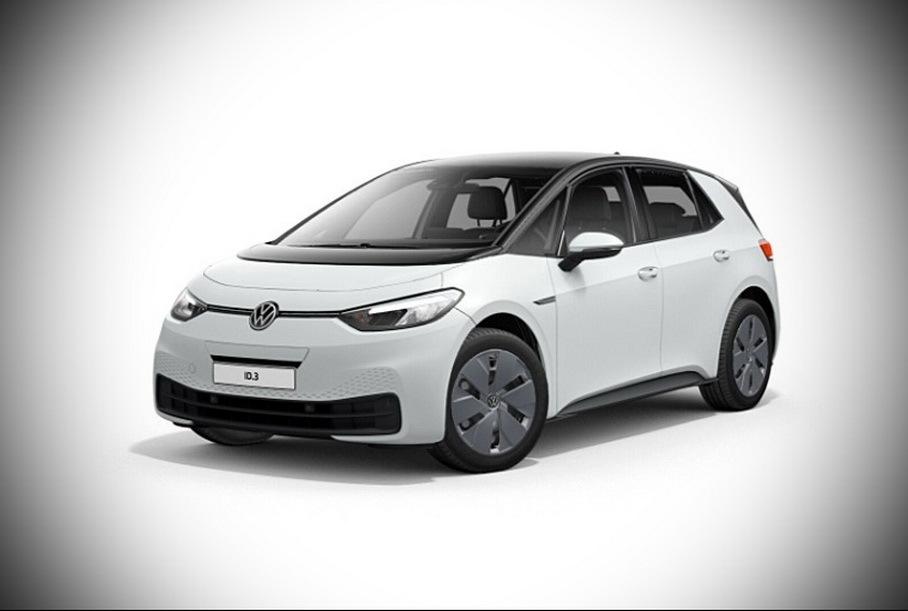 Электромобиль Volkswagen ID.3 обзавелся новой базовой версией