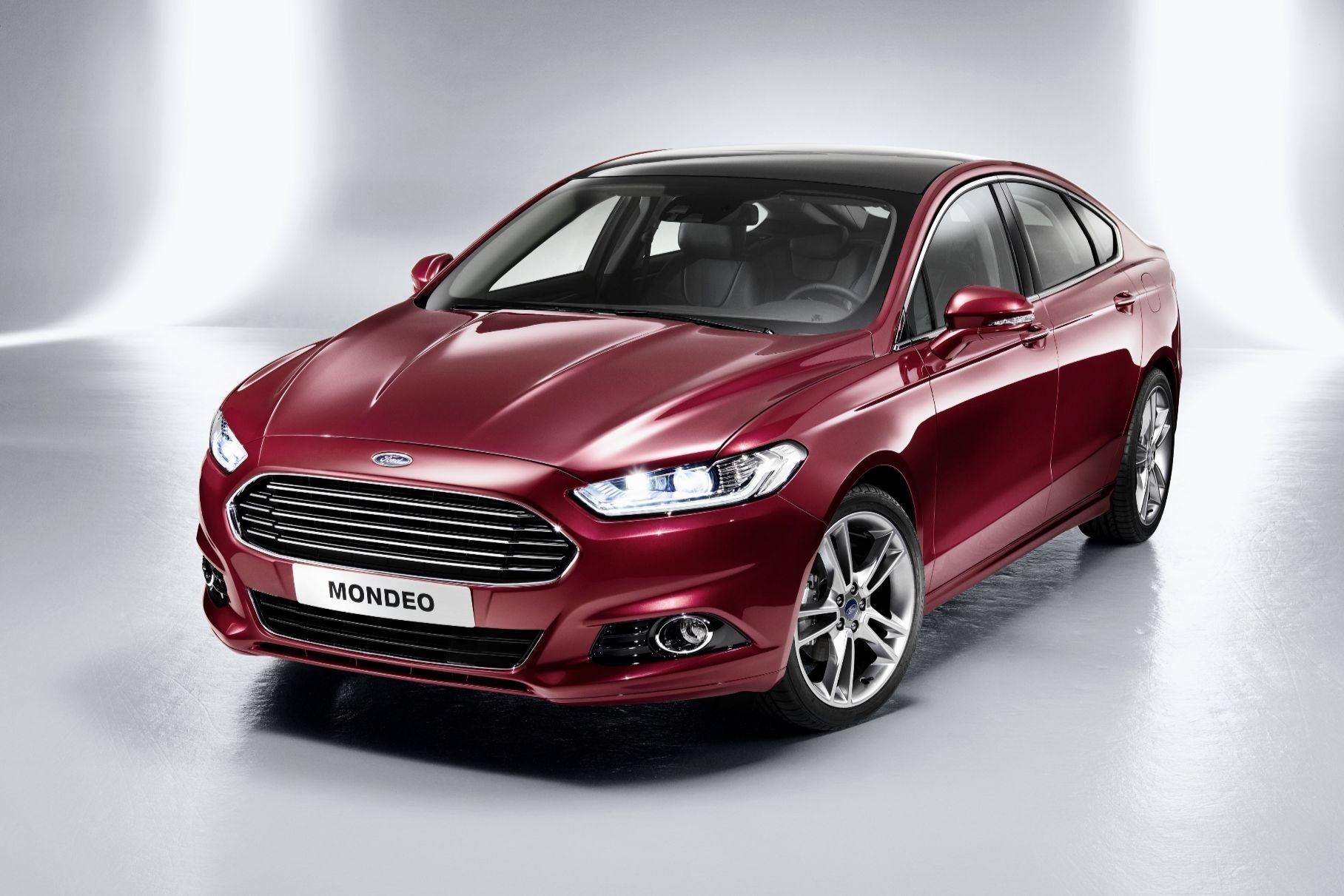 В России отзывают почти три тысячи Ford Mondeo, Galaxy и S-Max