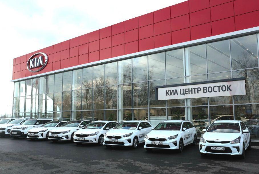 Kia подняла цены на автомобили в России пятый раз за год