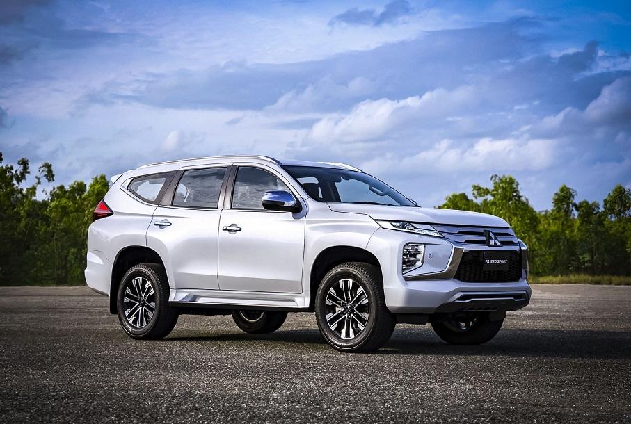 В России запустили производство обновленного Mitsubishi Pajero Sport