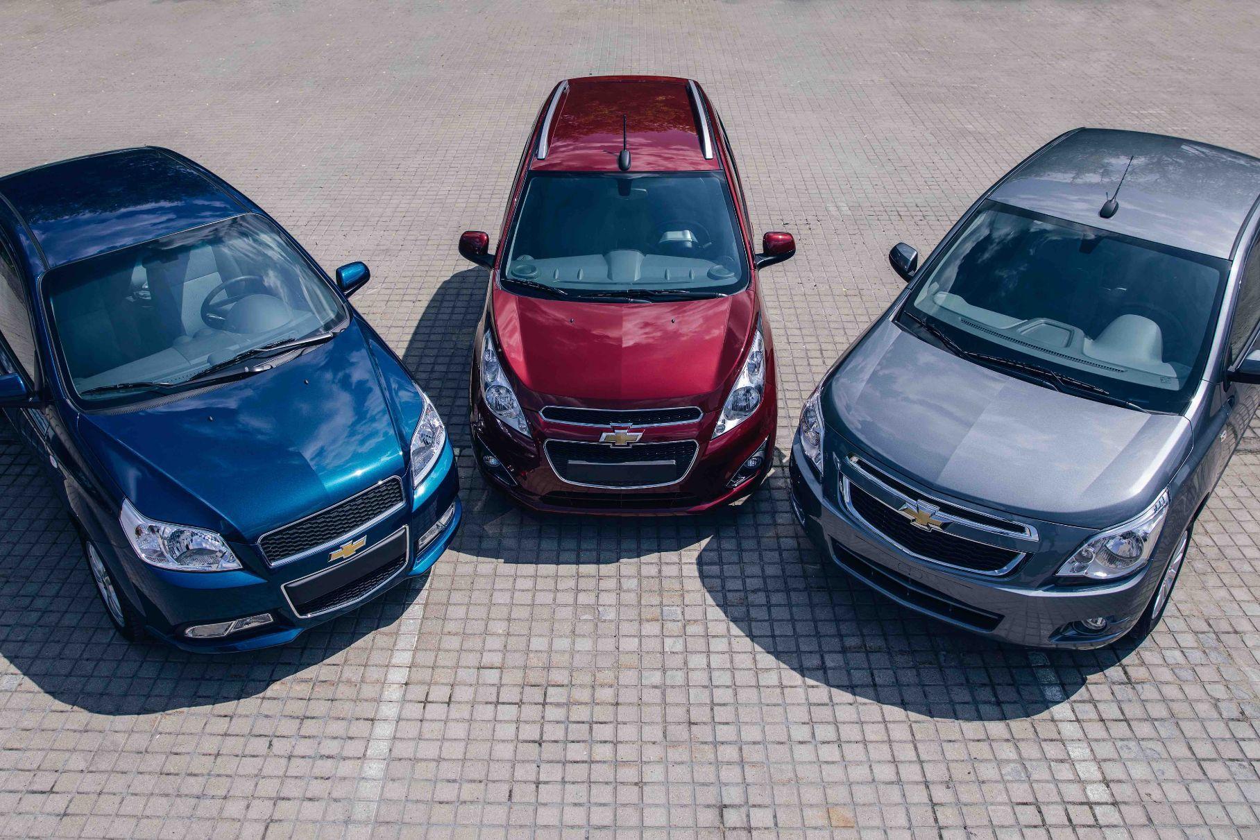 Стало известно, сколько в России продали бюджетных автомобилей Chevrolet