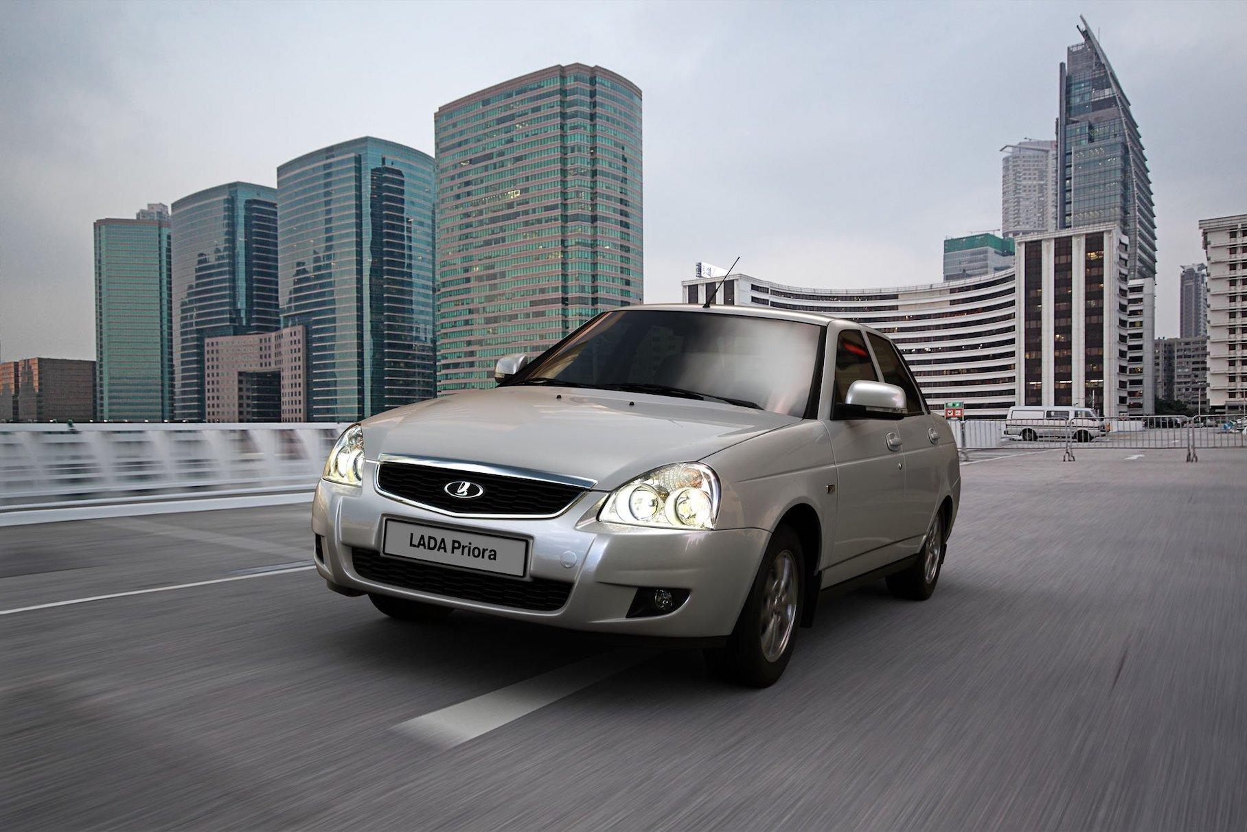 Российские автовладельцы чаще всего на вторичном рынке перепродают Lada и Toyota