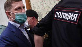Заразился коронавирусом: Фургала просят отпустить под домашний арест