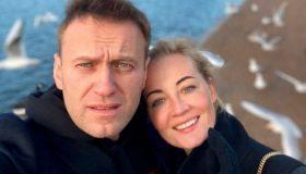 Зачастила: жена Навального опять улетела в Германию
