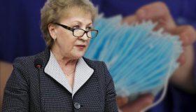 СКР заявил, что экс-глава иркутского Минздрава украла на закупках масок 25 млн рублей
