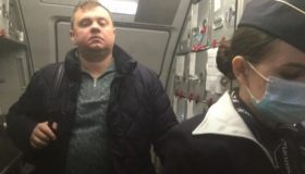 Мат в бизнес-классе: опубликовано видео инцидента с вице-премьером Крыма в самолете