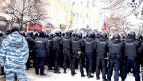 900 тысяч на сверхурочные: полиция Пензы требует от организаторов митинга оплату работы силовиков