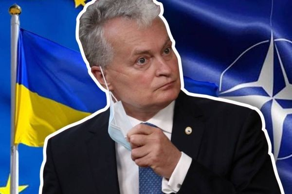 Граждане Литвы не хотят поддерживать Украину на пути в ЕС