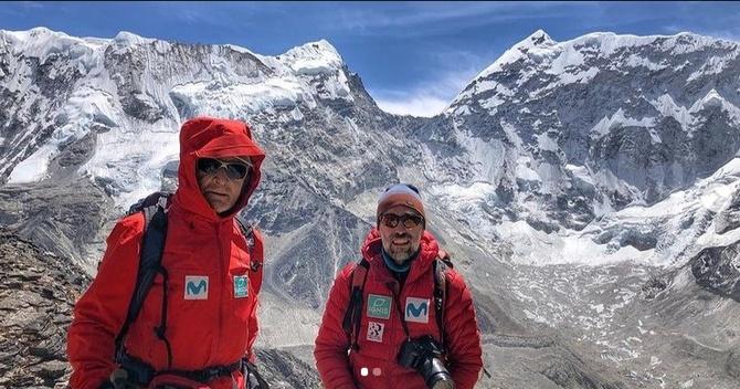 Счастливый человек. Альпинист без возраста. Испанец Карлос Сория, его 82 года и текущая экспедиция на Дхаулагири, после двенадцати в личном зачёте 14х8000