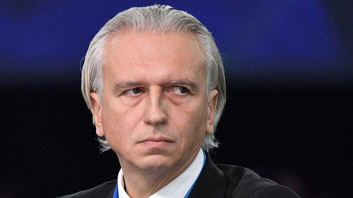 Александр Дюков: «Вопрос о заявке на проведение Евро-2032 пока не обсуждался в РФС»