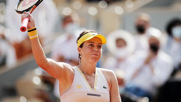 Павлюченкова завоевала 13 позиций в рейтинге WTA после «Ролан Гаррос»