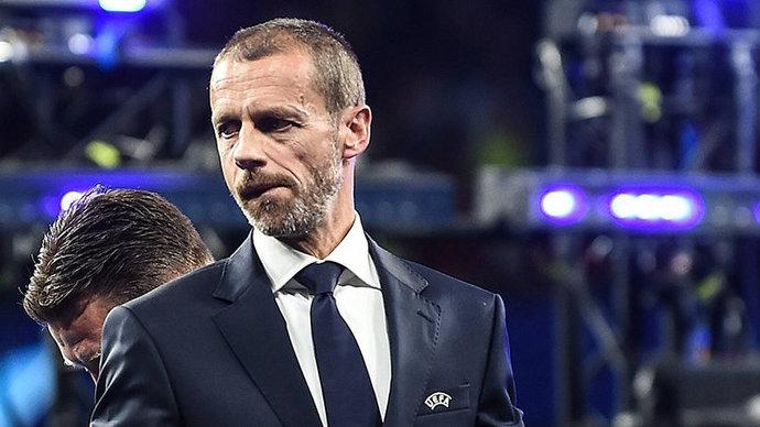 УЕФА готов передать дело о невышедших из Суперлиги клубах в дисциплинарные органы