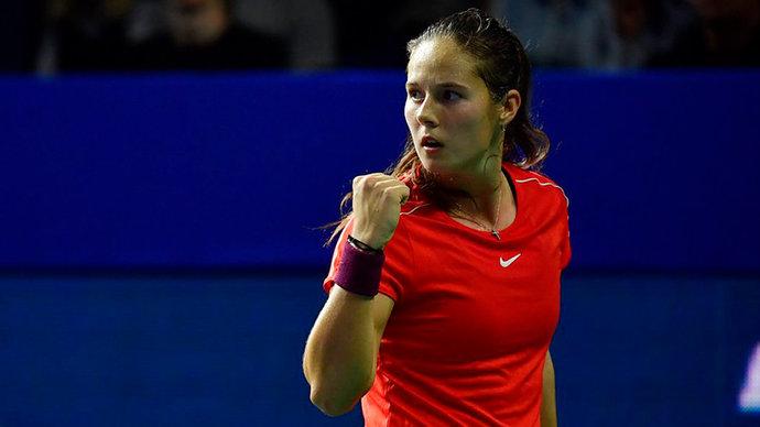 Касаткина выиграла турнир в Петербурге, завоевав четвертый титул в карьере и второй — в 2021 году