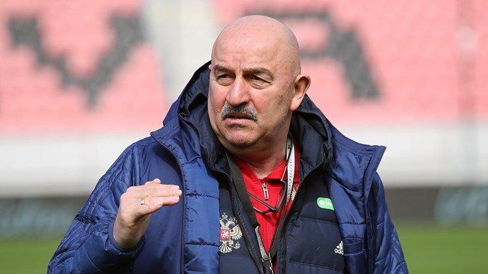 Станислав Черчесов: «Сафонов набрал форму. Но номер один у нас — Шунин»