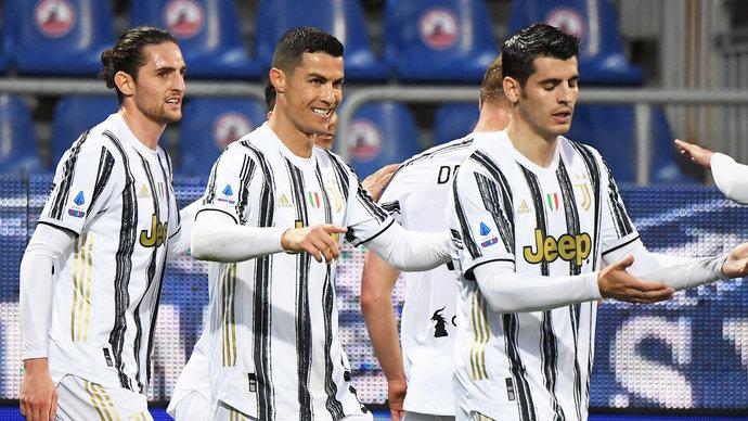 Финал Кубка Италии пройдет со зрителями на трибунах