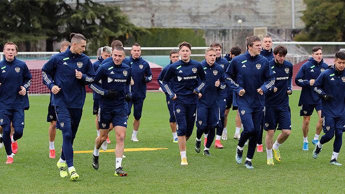 Сборной России необходимо выполнить новое условие для въезда в Словакию на матч отбора к ЧМ-2022