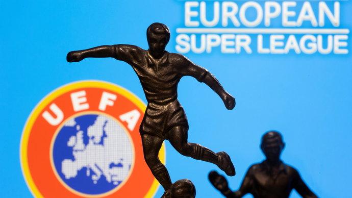 УЕФА может отстранить «Реал», «Ювентус», «Барселону» и «Милан» от еврокубков на два года за невыход из Суперлиги