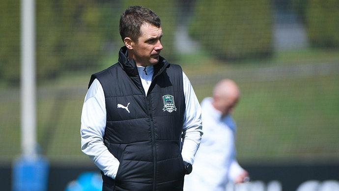 «Попали в зону турбулентности». Ганчаренко объяснил поражение от «Арсенала» в РПЛ