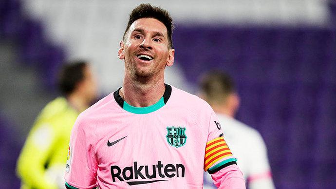 Месси — лучший игрок в 2021 году в топ-5 европейских чемпионатах по системе «гол+пас»