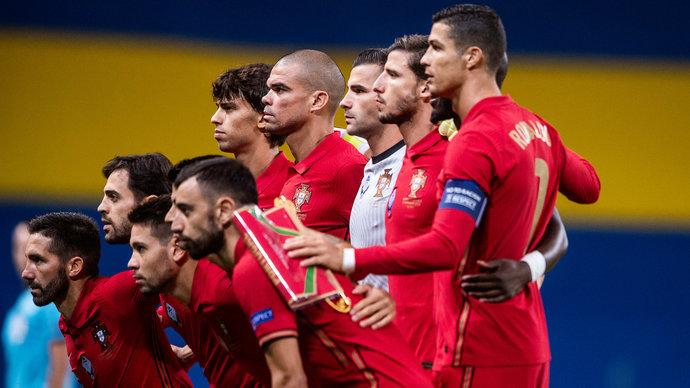 Бой за Евро: Португалия против Германии
