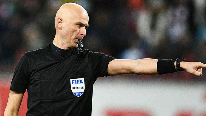 Карасева назначили на ответный матч Лиги чемпионов между «Боруссией» и «Манчестер Сити»