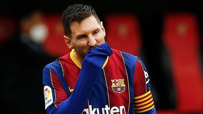 Месси вступил в перепалку с руководством «Севильи» после победы в Кубке Испании