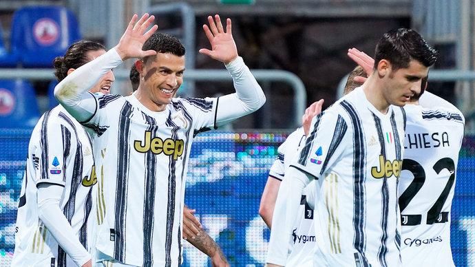 Роналду нет среди пяти неприкасаемых футболистов «Ювентуса»