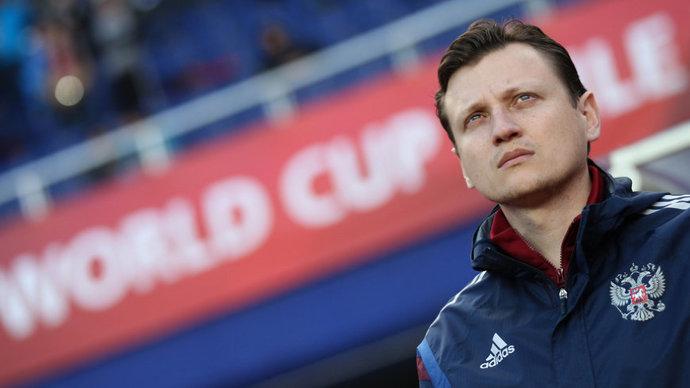 Галактионов назвал состав молодежной сборной России на чемпионат Европы