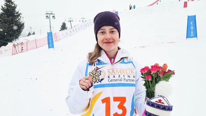 В Федерации фристайла России прокомментировали историческую победу в параллельном могуле