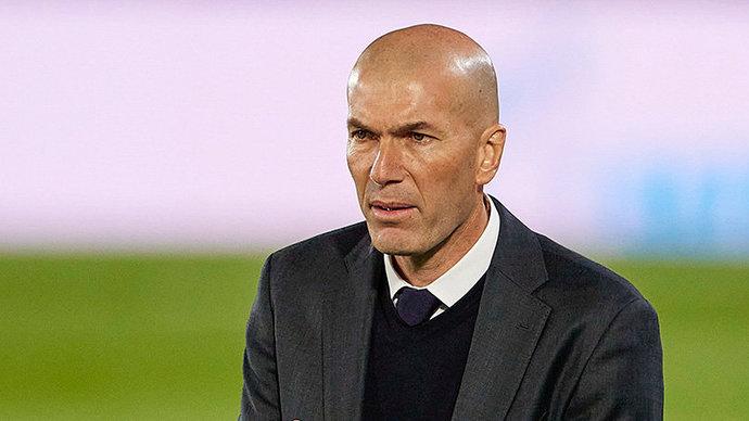 Зинедин Зидан: «В ответном матче с «Ливерпулем» мы должны сыграть на абсолютном пределе»