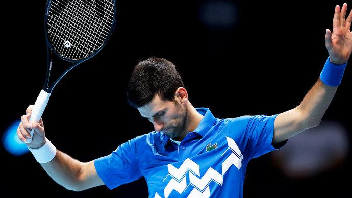 Джокович проиграл в третьем круге «Мастерса» в Монте-Карло