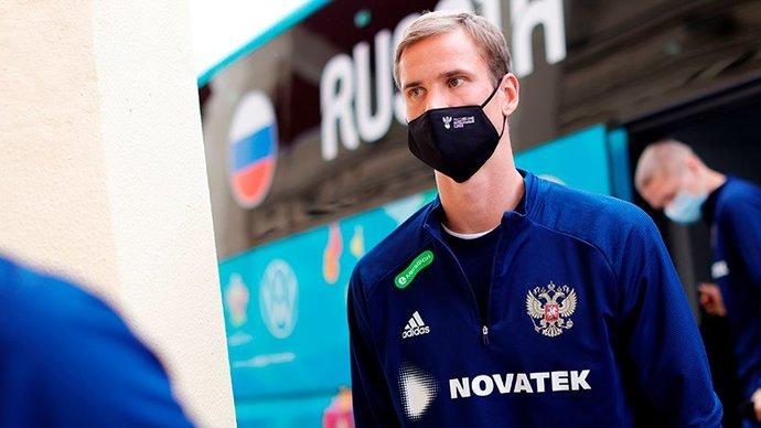 Сборная России последние 13 лет не может сыграть на ноль в матчах Евро
