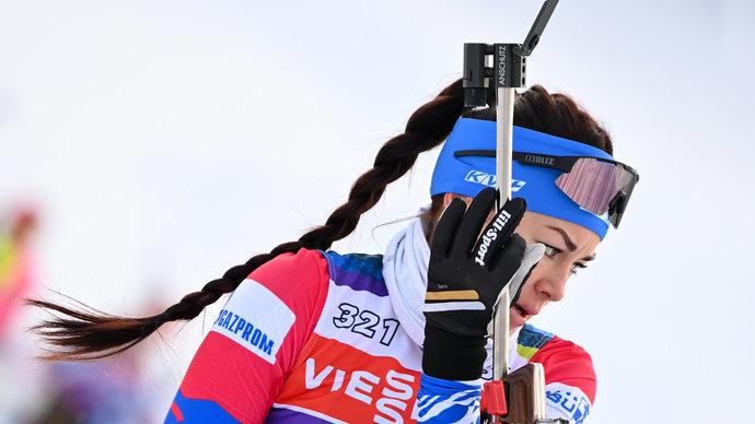 Куклина выиграла масс-старт на чемпионате России