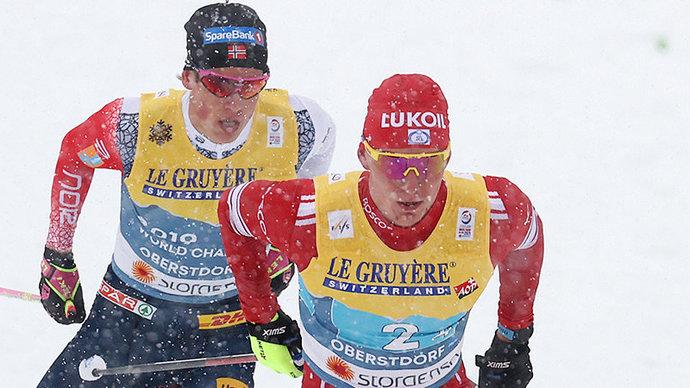 Клебо попросил норвежскую федерацию отозвать апелляцию на результаты марафона на чемпионате мира