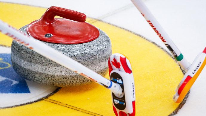 Российские керлингистки вышли в плей-офф чемпионата мира и квалифицировались на Олимпиаду
